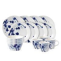 Royal Doulton Pacific Splash 16 pc Dinnerware Set