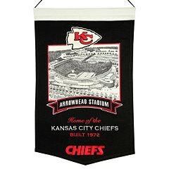 Kansas City Chiefs Stadium Banner