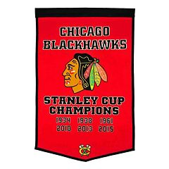 Chicago Blackhawks Dynasty Banner