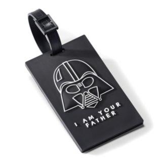 Star Wars Darth Vader Luggage ID Tag