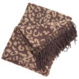 Jacquard Blanket Throw