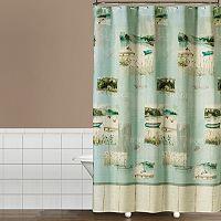 Saturday Knight, Ltd. Lake Retreat Shower Curtain