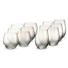Marquis by Waterford MQVTGE 12 pc Stemless Wine Glass Set