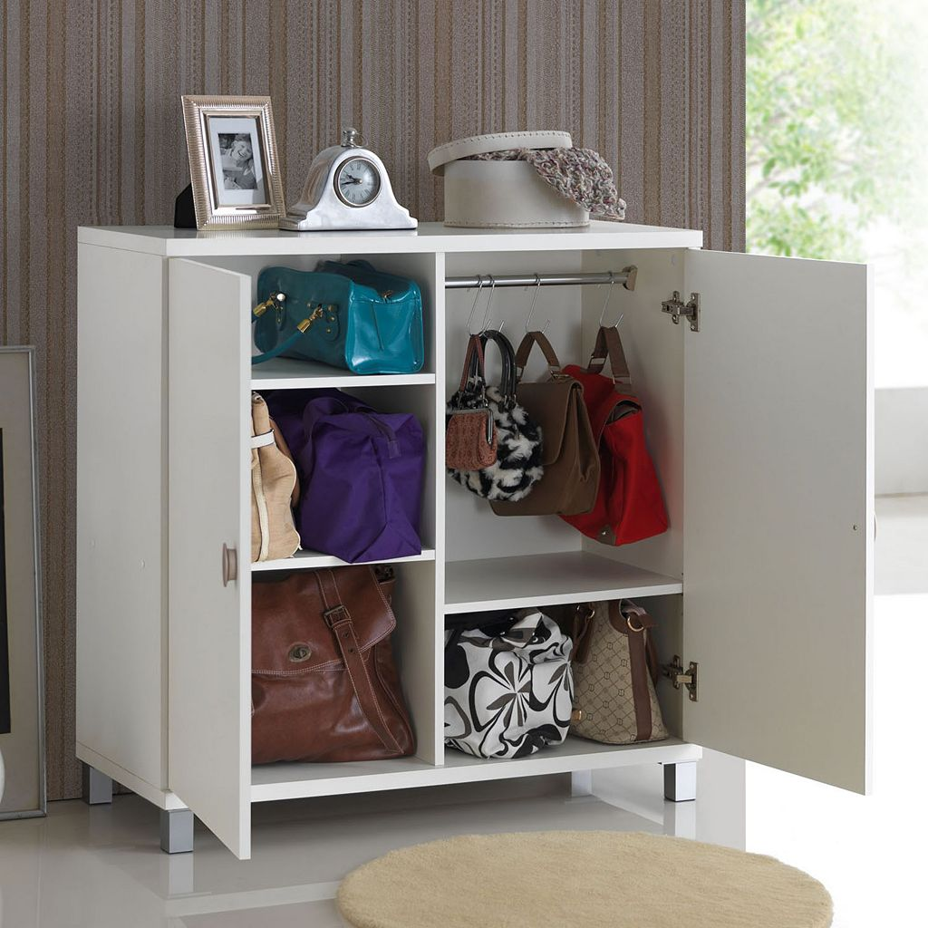 Baxton Studio Marcy Sideboard Storage Cabinet