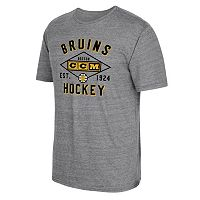 Men's CCM Boston Bruins Wordmark Tee