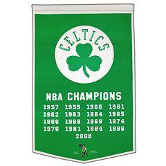 Boston Celtics Dynasty Banner