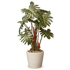 National Tree Company 21' Garden Accents Artificial Philodendron Plant