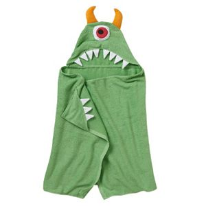 Jumping Beans® Monster Bath Wrap