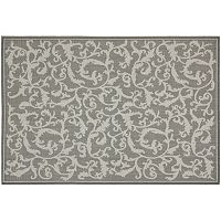Safavieh Courtyard DeVine Indoor Outdoor Rug