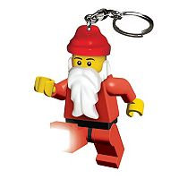 LEGO Classic Santa LED Lite Key Light by Santoki