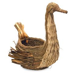 National Tree Company 21' Country Goose Basket