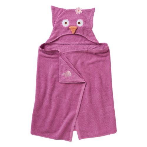 Jumping Beans® Owl Bath Wrap