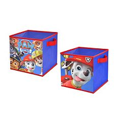 Paw Patrol 2-pk. Collapsible Storage Cubes