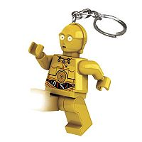 LEGO Star Wars C3PO LED Lite Key Light by Santoki