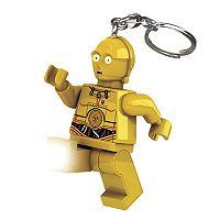 LEGO Star Wars C3PO LED Lite Key Light by Santoki