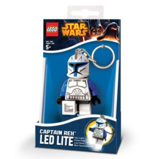 LEGO Star Wars Captain Rex LED Lite Key Light by Santoki
