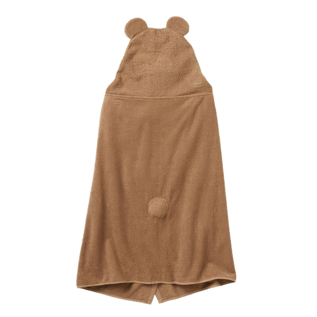 Jumping Beans® Bear Bath Wrap