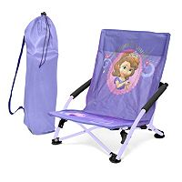 Disney Sofia the First Folding Lounge Chair