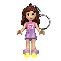 LEGO Friends Olivia LED Lite Key Light by Santoki