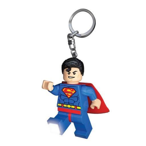 LEGO DC Comics Superman LED Lite Key Light by Santoki