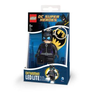 LEGO DC Comics Catwoman LED Lite Key Light by Santoki