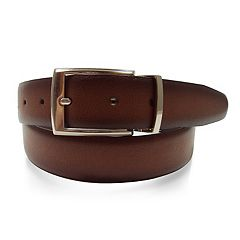 Men's Apt. 9® Reversible Feather-Edge Leather Belt