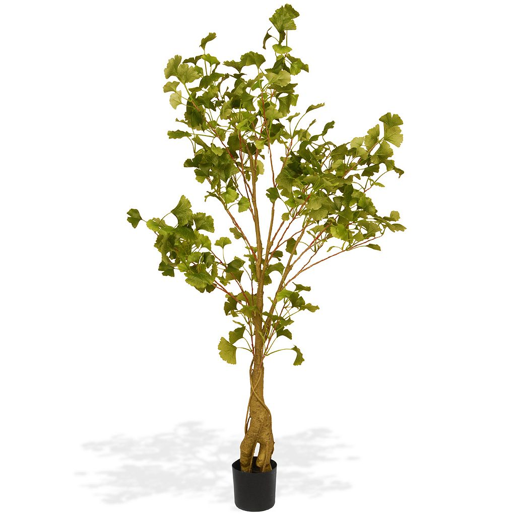 National Tree Company 4 Ft. Artificial Ginkgo Tree