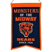 Chicago Bears Franchise Banner
