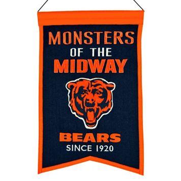 Chicago Bears Franchise Banner