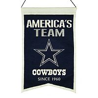Dallas Cowboys Franchise Banner