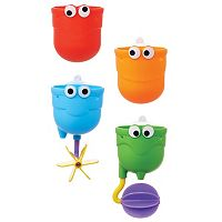 Munchkins Falls Bath Toy Set