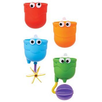 Munchkins Falls Bath Toy Set