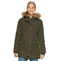 Women's Levi's Hooded Anorak Parka