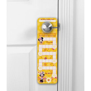 Disney's Minnie Mouse Potty Training Chart & Stickers