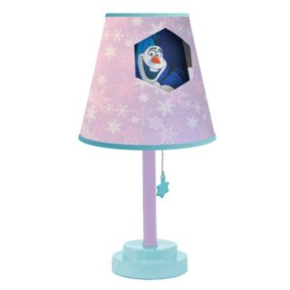 Disney Frozen Olaf Table Lamp