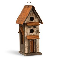 National Tree Company 13' Birdhouse Decor