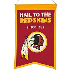 Washington Redskins Franchise Banner