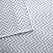 Intelligent Design Cotton Blend Jersey Knit Sheet Set