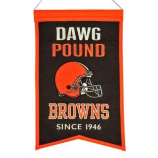 Cleveland Browns Franchise Banner