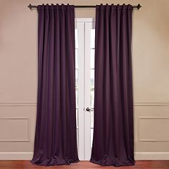 EFF 2-pack Blackout Window Curtains