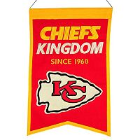 Kansas City Chiefs Franchise Banner