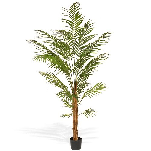 National Tree Company 7 Ft. Artificial Potted Palm Tree