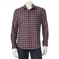 Men's Apt. 9 Slim-Fit Button-Up Shirt