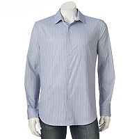 Men's Apt. 9® Modern-Fit Patterned Button-Down Shirt