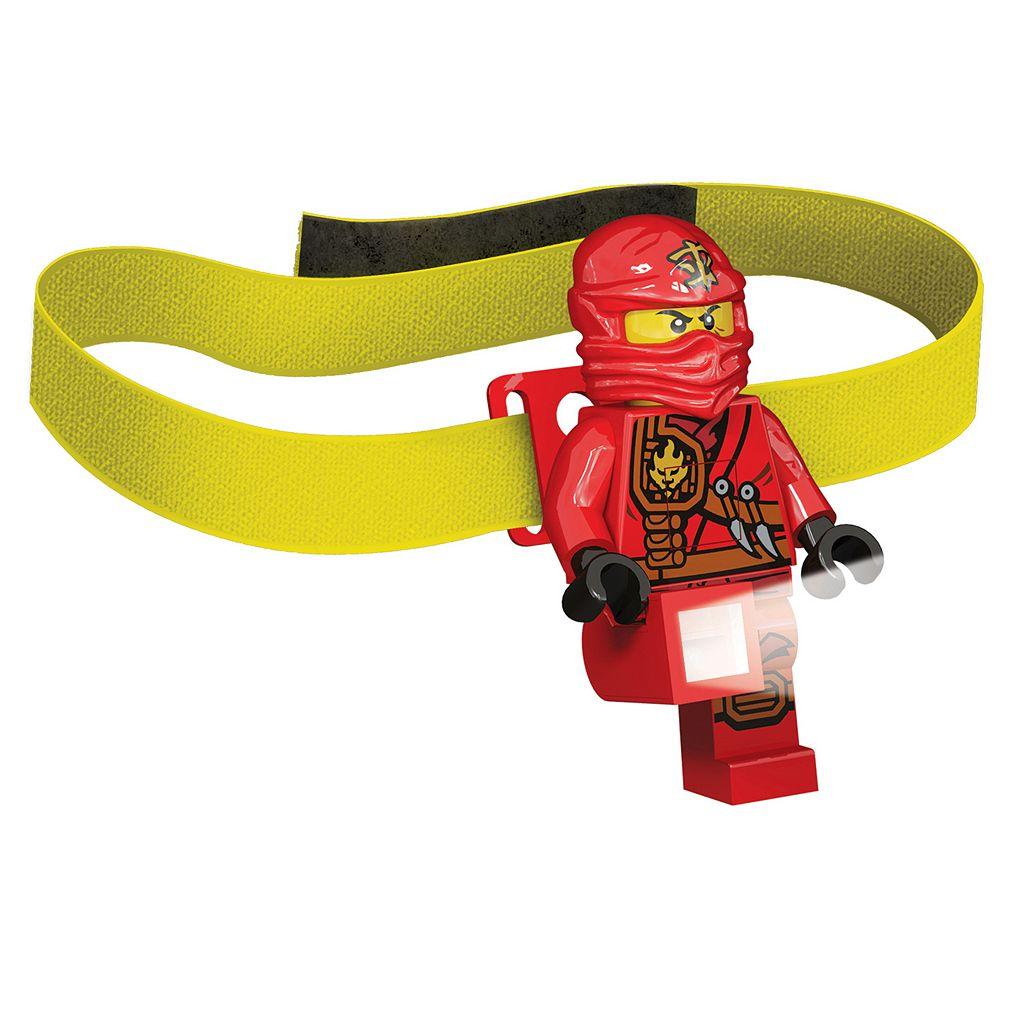 LEGO Ninjago Kai Head Lamp by Santoki