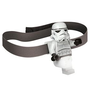 LEGO Star Wars Stormtrooper Head Lamp by Santoki