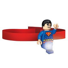 LEGO DC Comics Superman Head Lamp by Santoki