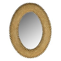 Safavieh Perugia Oval Wall Mirror