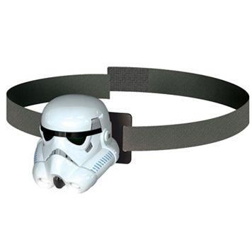 Star Wars Rebels Stormtrooper Head Lamp by Santoki