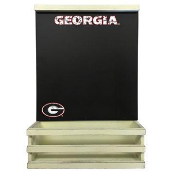 Georgia Bulldogs Hanging Chalkboard